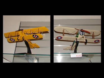 USN Aircraft Models by FantasyStock