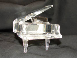 Crystal Grand Piano 2 by FantasyStock