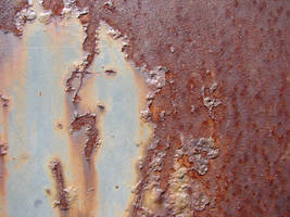 Metal Rust Texture 33 by FantasyStock
