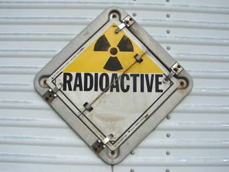 Radioactive Sign by FantasyStock
