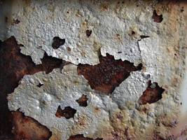 Metal Rust Texture 37 by FantasyStock