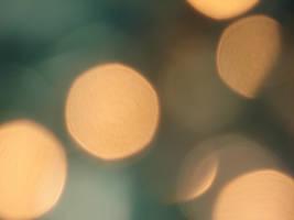 Fairy Lights Bokeh 3 by FantasyStock