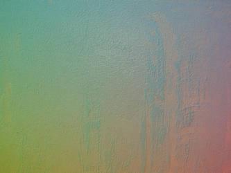 Rainbow Wall Texture by FantasyStock