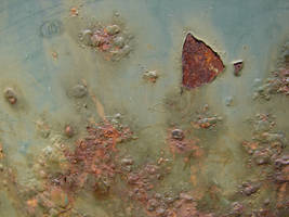 Metal Rust Texture 41 by FantasyStock