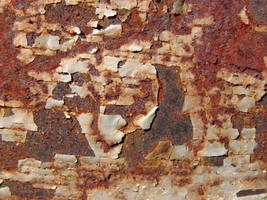 Metal Rust Texture 42 by FantasyStock
