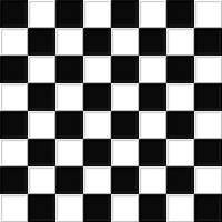 Beveled Checker Board Seamless by FantasyStock