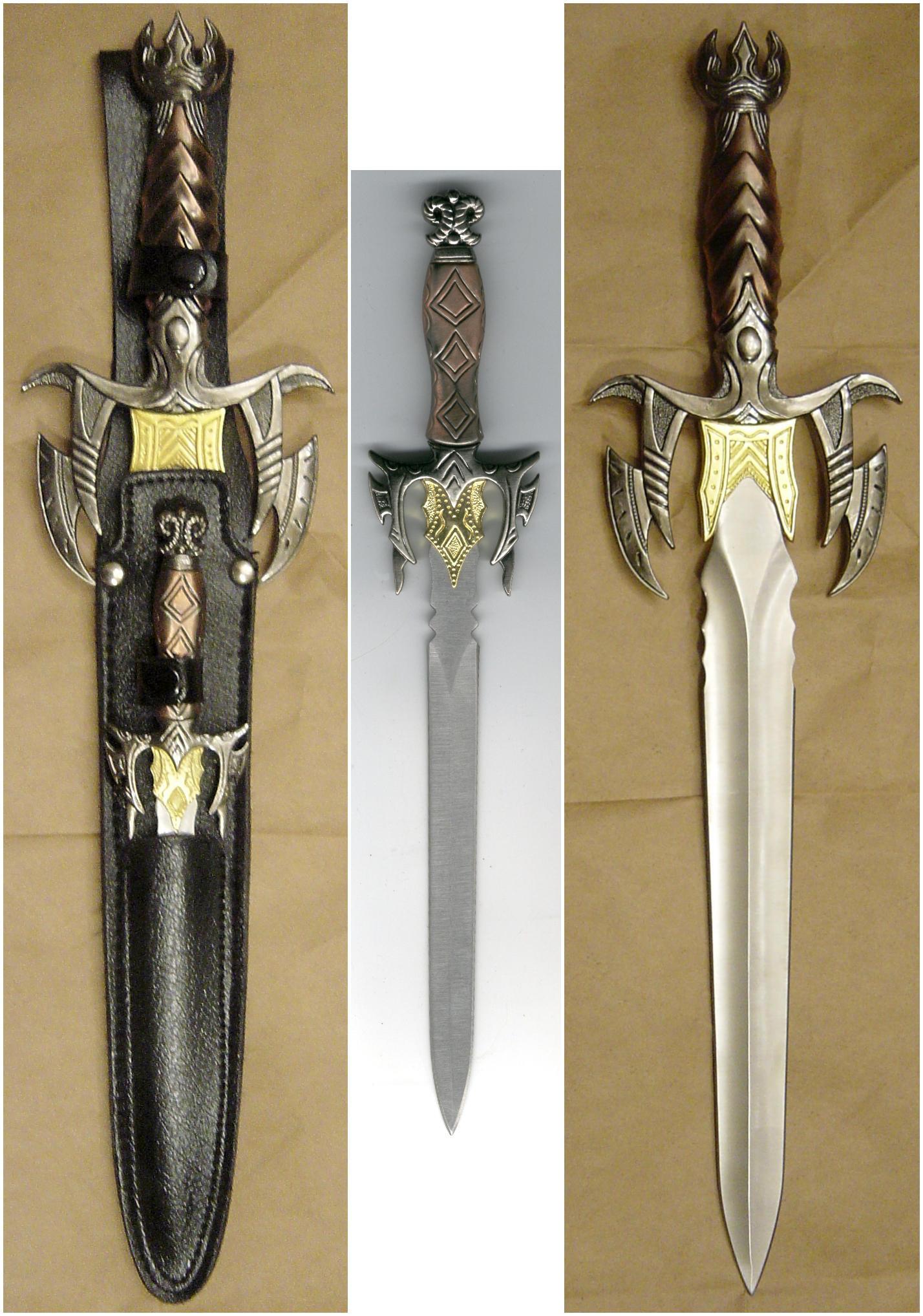 Fantasy Swords Set of 3 Props by FantasyStock