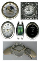 Time Pieces + Watch Face Props by FantasyStock