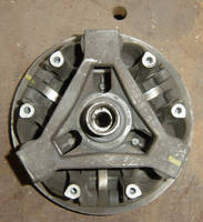 Technical Metal Part for a Car by FantasyStock