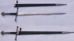 Conjal King Arogon Sword Set by FantasyStock