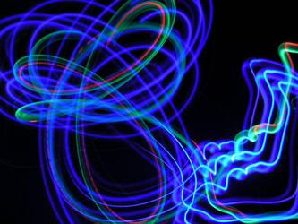 M-Fox Lighting Effect 57 by FantasyStock