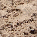 Gritty Seamless Sand Texture by FantasyStock