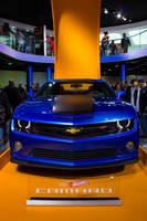 Detroit 2013: Chevrolet Camaro Hot Wheels Edition by randomlurker