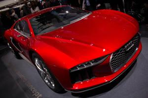Frankfurt 2013: Audi Nanuk Quattro Concept by randomlurker