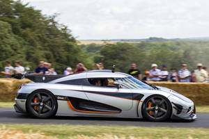 Goodwood 2014: Koenigsegg One:1 by randomlurker