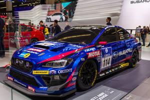 Frankfurt 2015: Subaru WRX STI NBR Challenge by randomlurker