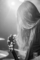 Grandloom guitarist bw by eyesofthenorth