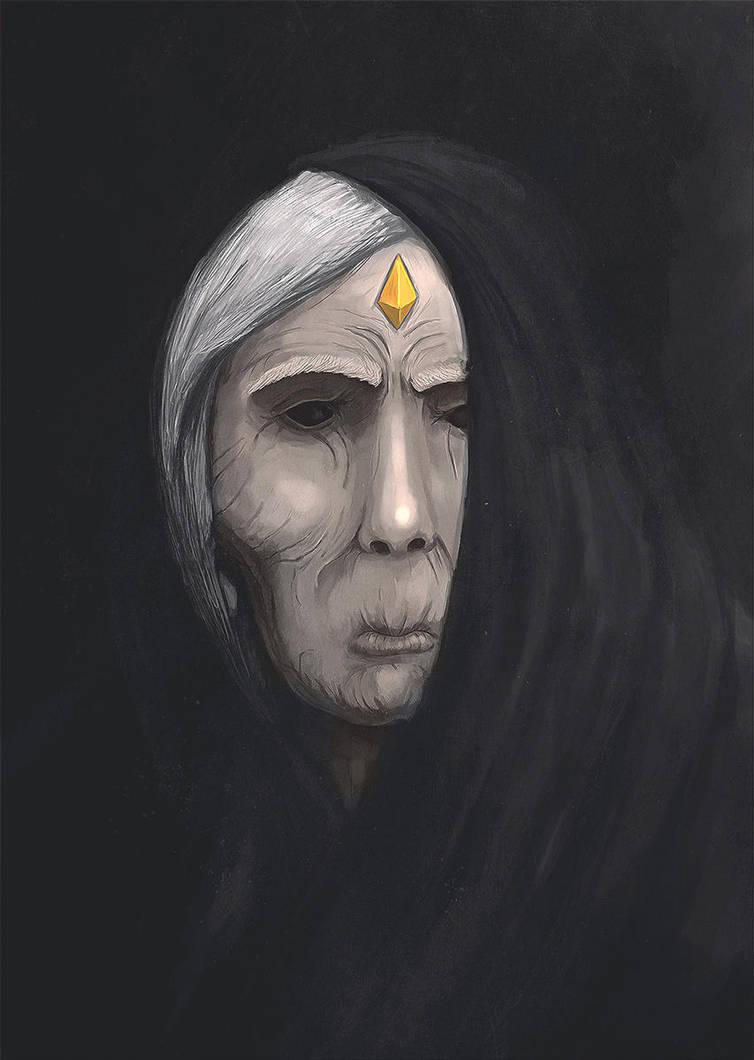 Old Oracle by eyesofthenorth