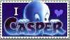 Casper Stamp by Cheetana