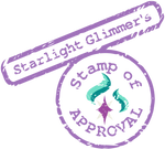 Starlight Glimmer Stamp Of Approval by tiwake