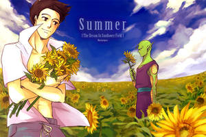 DB - Sunflower by LotusMartus