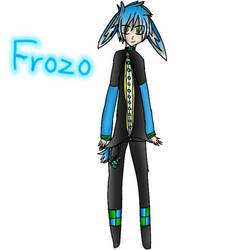 Frozo by KaiTheFireDemon