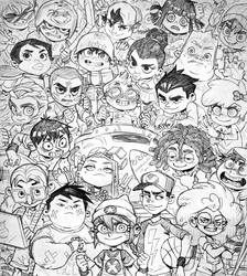 Kid Army by KendallHaleArt