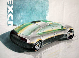 Car Design Final Presentation by Popgrafix