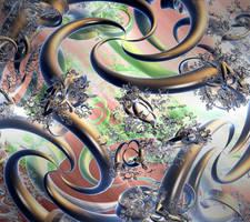 Japanese Garden by GLO-HE