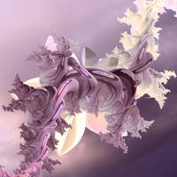 decorative branch by GLO-HE