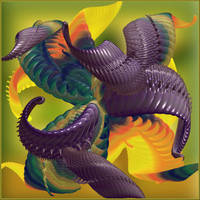 noble worms by GLO-HE