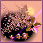 In festive splendor by GLO-HE