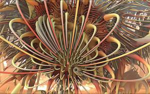 Spirograph art by GLO-HE