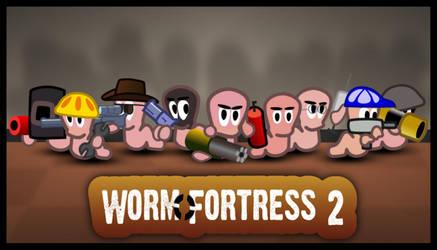 Worm Fortress 2 by mmiasmostati