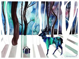 Forest Stars by Mondlichtfalter