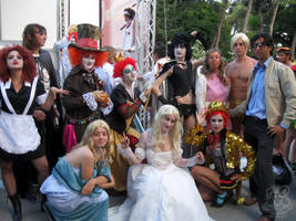 Rocky Horror Wonderland Show by MiracoliCosplay