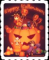 Halloween Sweets by DAV-19