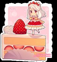 Strawberry Shortcake by DAV-19