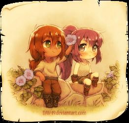 Gorken and Malia by DAV-19