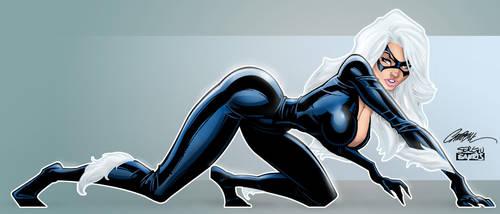 Black Cat 02 by SergioXantos