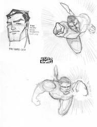 Superman 01 by SergioXantos