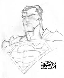 Superman 02 by SergioXantos