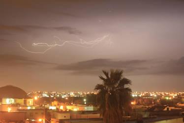 Thunder by SergioXantos