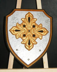 Shield Replica by cardnial-wolf