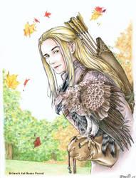 Autumn Hunter by meadow-rue
