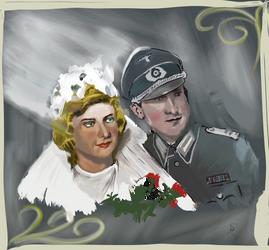 German Wedding by aneigthieschild