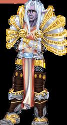 Reizhu-Night elf Hunter by Mistress-Jaeden