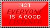 Stamp 7 - Listener by satakigreendragon