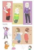 Sweater time by JeanieChibi