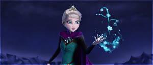 Frozen: Let it go by Intrecciafoglie